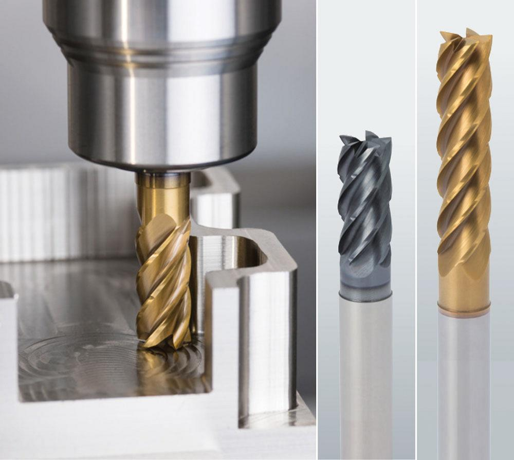 End mills WOTEK