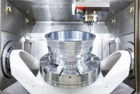 CNC five axis milling